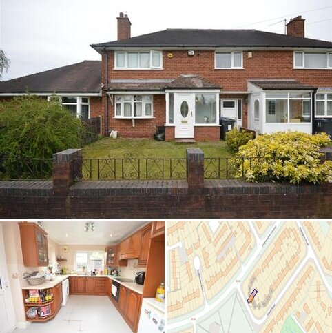 2 bedroom terraced house for sale - Gilwell Road, Birmingham
