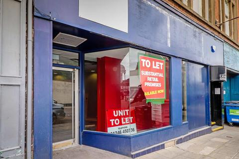Shop to rent - Stephenson Place, Chesterfield