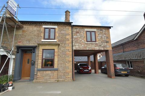 3 bedroom semi-detached house for sale - 1 Greenfield Cottages, Four Crosses, Llanymynech, SY22 6PS