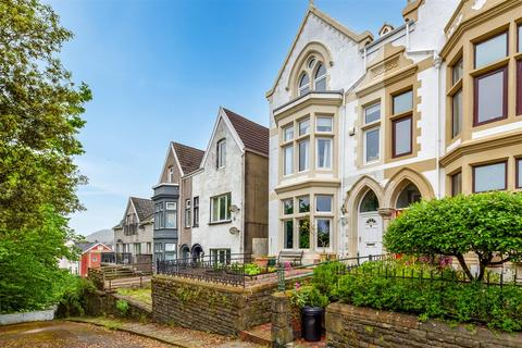 5 bedroom semi-detached house for sale - The Promenade, Swansea