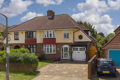 3 bedroom semi-detached house for sale - Tudor Avenue, Worcester Park