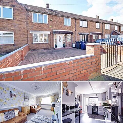 3 bedroom terraced house for sale - Moreland Road, South Shields, Tyne And Wear
