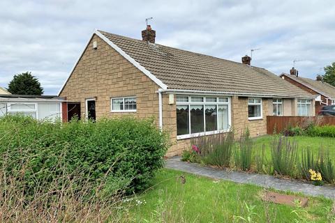 2 bedroom semi-detached bungalow for sale - Catcote Road, Fens, Hartlepool