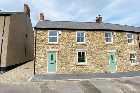 2 bedroom end of terrace house for sale - Front Street North, Trimdon Village