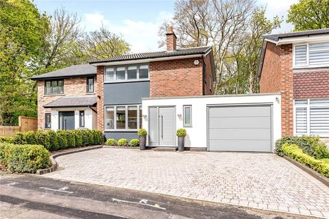 3 bedroom link detached house to rent - Forester Avenue, Knutsford, Cheshire, WA16