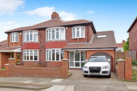 4 bedroom semi-detached house for sale - Blanchland Drive, Fulwell, Sunderland