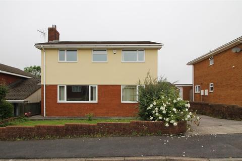 4 bedroom detached house for sale - Ger-Y-Coed, Brackla, Bridgend