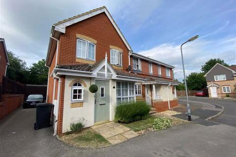 3 bedroom terraced house for sale - Abbots Close, Kettering
