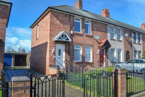 2 bedroom end of terrace house for sale - Kingston Avenue, Walker, Newcastle Upon Tyne