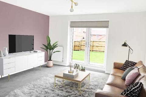 2 bedroom semi-detached house for sale - Plot 96, The Belmont, Regal View, Oak Road, Great Glen LE8 9EG