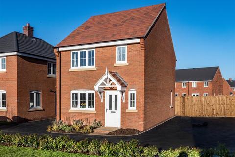 3 bedroom detached house for sale - Plot 162, The Malvern, Charters Gate, Castle Donington DE74 2JG