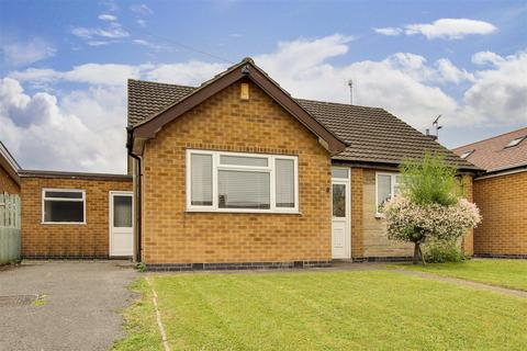 2 bedroom detached bungalow for sale - Cherry Close, Breaston, Derbyshire, DE72 3ED