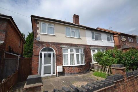 3 bedroom semi-detached house to rent - Bonnington Road, Knighton, Leicester, LE2 3DB