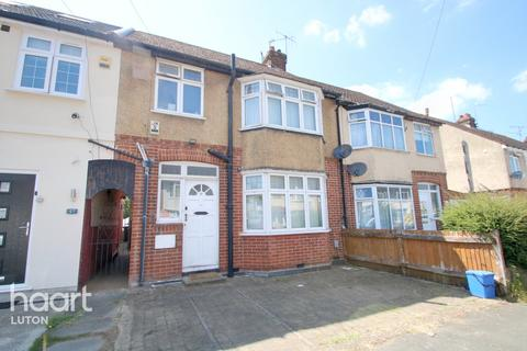 3 bedroom terraced house for sale - St Lawrence Avenue, Luton