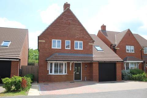 5 bedroom detached house for sale - Hornbeam Row, Brixworth, Northampton NN6 9WG