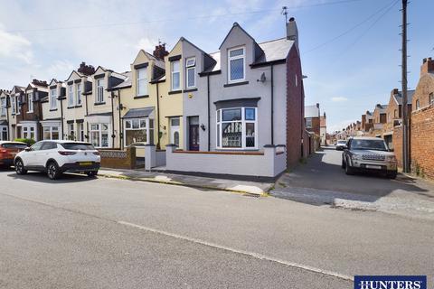 3 bedroom end of terrace house for sale - Garcia Terrace, Sunderland, SR6 9DY