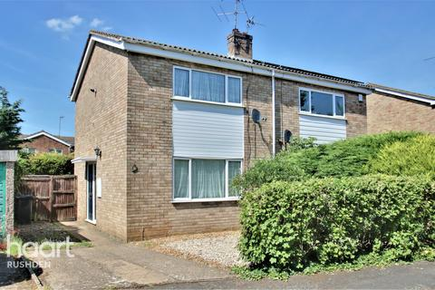 3 bedroom semi-detached house for sale - Meadow Close, Higham Ferrers