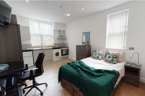 Studio to rent - Victoria Park Road, Leicester LE2