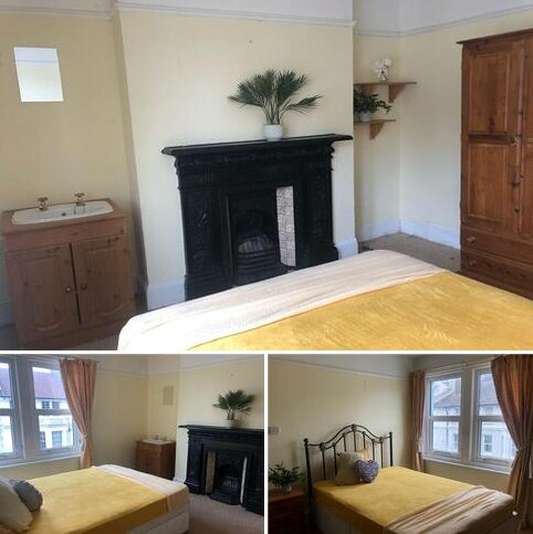 8 bedroom house share to rent - ST AUBYNS ROAD, Eastbourne BN22