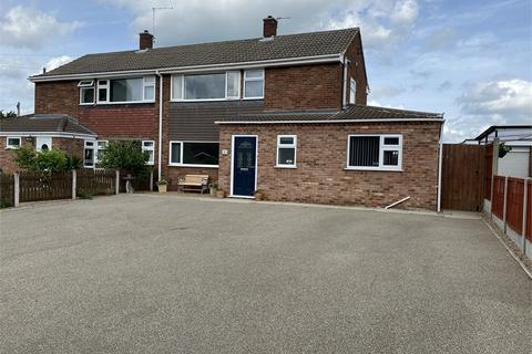 3 bedroom semi-detached house for sale - Christopher Crescent, Balderton, Newark, Nottinghamshire.