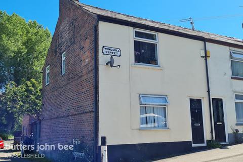 3 bedroom terraced house for sale - Windmill Street, Macclesfield