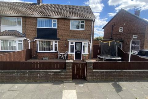 3 bedroom semi-detached house for sale - Harewood Crescent, Whitley Bay, Tyne and Wear, NE25 9NS