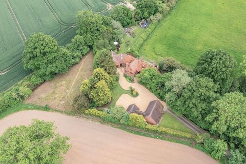 5 bedroom detached house for sale - Green Lane, Little Shrewley, Hatton, Warwick