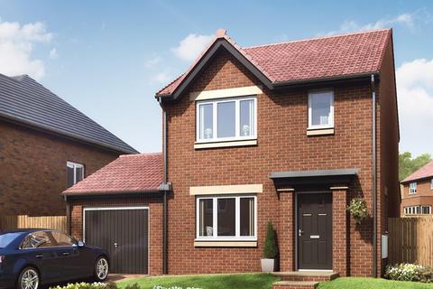 3 bedroom detached house for sale - Plot 11, The Elder at Churchfields, Off Silkworth Road SR3