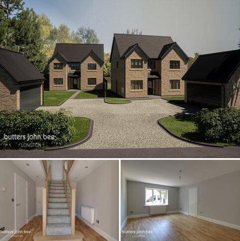 4 bedroom detached house for sale - Aynsleys Drive, STOKE-ON-TRENT