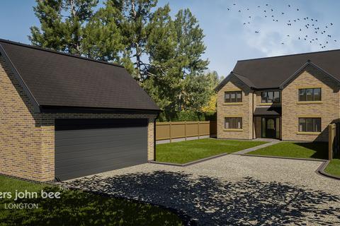 4 bedroom detached house for sale - Aynsleys Drive, Blythe Bridge, Staffordshire
