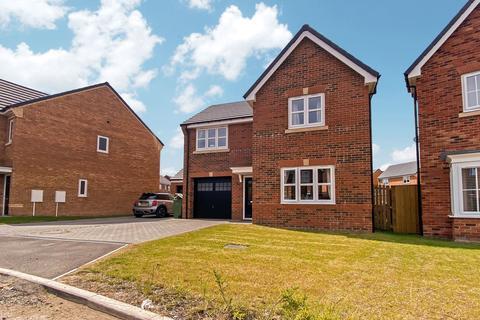 3 bedroom detached house for sale - Barbary Way, Barley Meadows, Cramlington, Northumberland, NE23 6BP