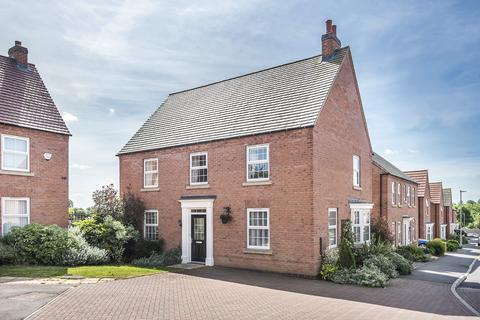 4 bedroom detached house for sale - Longbreach Road