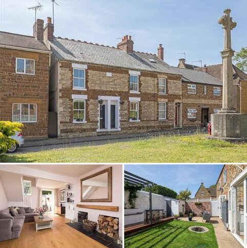 3 bedroom semi-detached house for sale - Bedford Rd, Little Houghton, Northamptonshire, NN7