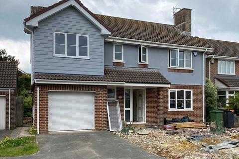 5 bedroom detached house for sale - Quantock Close, Eastbourne