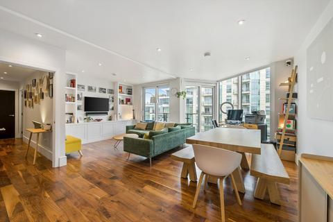 2 bedroom flat for sale - Kingfisher House, Battersea Reach, Juniper Drive, London, SW18