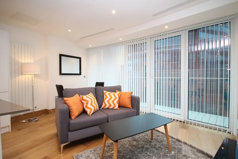 1 bedroom apartment to rent - Arena Tower, Crossharbour Plaza, Canary Wharf E14