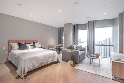 Studio to rent - No.4, Upper Riverside, Cutter Lane, Greenwich Peninsula, SE10