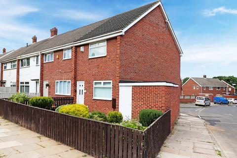 2 bedroom end of terrace house for sale - Dodsworth Walk, Hartlepool, TS27