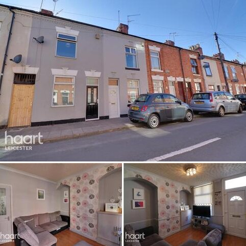 3 bedroom terraced house for sale - Lorrimer Road, Leicester
