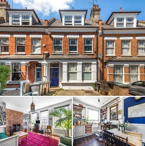 3 bedroom flat for sale - Hillfield Avenue, Crouch End