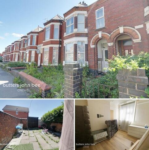 5 bedroom terraced house for sale - Nantwich Road, Crewe