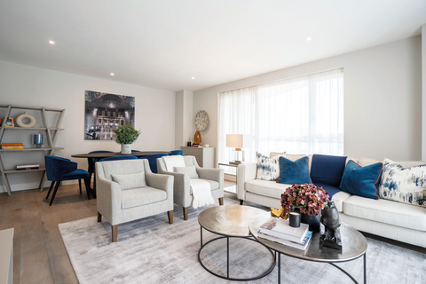 1 bedroom apartment to rent - Westferry Road, Canary Wharf, London E14