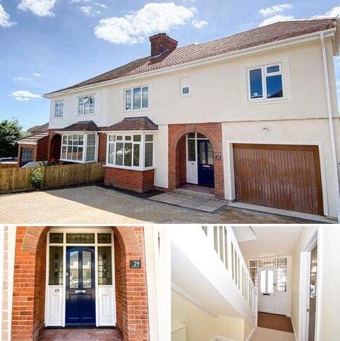 4 bedroom semi-detached house to rent - Wordsworth Road, Salisbury