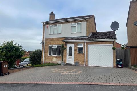 3 bedroom detached house for sale - Ashbrook, BURTON-ON-TRENT, Staffordshire