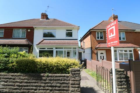 3 bedroom semi-detached house for sale - Monyhull Hall Road, Kings Norton