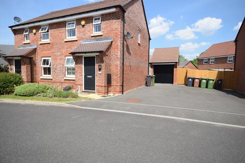 2 bedroom semi-detached house to rent - Paley Drive, Dickens Heath