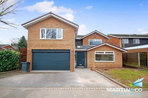 5 bedroom detached house to rent - Yelverton Drive, Edgbaston, B15