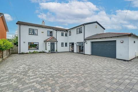 5 bedroom detached house for sale - Station Road, Rossett