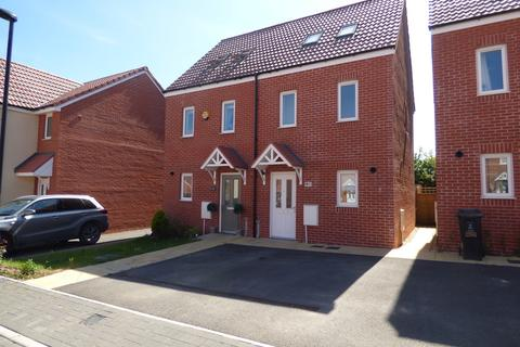 3 bedroom semi-detached house to rent - Brickworth Place, Coate, Swindon