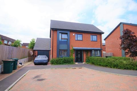 4 bedroom detached house to rent - Greenfinch Road, Coventry, CV4 8EN